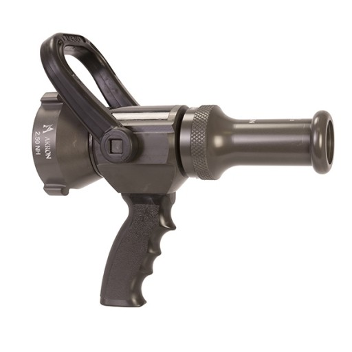 Shutoff and Plain Tip with Pistol Grip