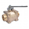 """2"""" Generation II Swing-Out Valve (Body Only) with polymer ball"""
